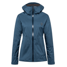 StormLine Stretch Rain Shell Women Ink Blue