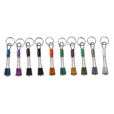 Key rings Alu