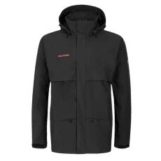 Heritage HS Hooded Jacket Men black 0001