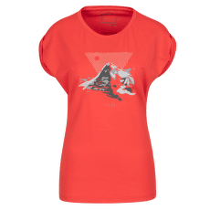 Mountain T-Shirt Women (1017-00964) 3500 sunset