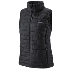 Nano Puff Vest Women Black