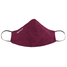 Wool Face Mask 740A Beetroot