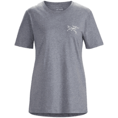 Bird Emblem T-Shirt SS Women Masset Heather