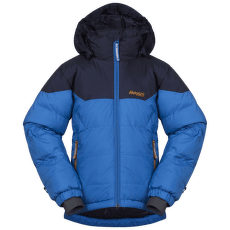 Ruffen Down Jacket Kids Athens Blue/Navy/Desert