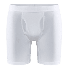 "Boxerky Core Dry 6"" 900000 WHITE"