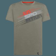 Stripe Evo T-Shirt Men Clay