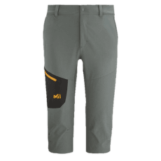 WANAKA STRETCH 3/4 Pant II Men URBAN CHIC/NOIR