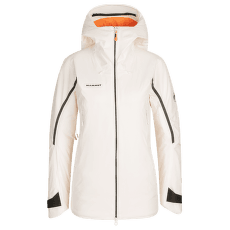 Nordwand Thermo HS Hooded Jacket Women bright white