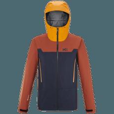 Kamet Light GTX Jacket Men SAPHIR/RUST