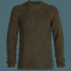 Hillock Funnel Neck Sweater Men LODEN/BLACK