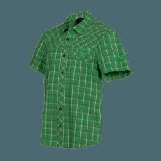 Asko Shirt Men sherwood-white 4439