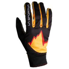 Syborg Gloves Black/Yellow (Black Yellow)
