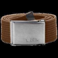 Canvas Belt Chestnut