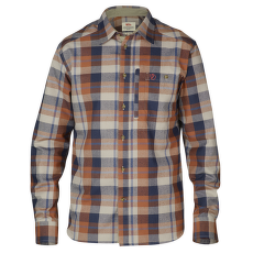 Fjallglim Shirt Men Autumn Leaf