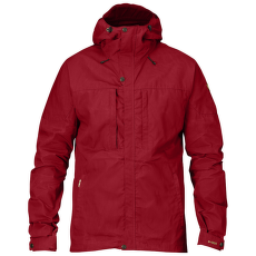 Skogsö Jacket Men Deep Red