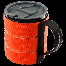 Infinity Backpacker Mug Orange