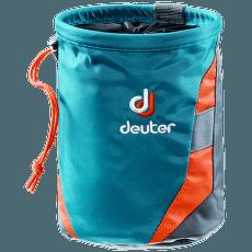 Gravity Chalk Bag I L Petrol-granite