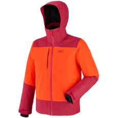 Bullit II Jacket Men ORANGE/H DEEP RED