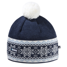 A116 Knitted Beanie 108 navy