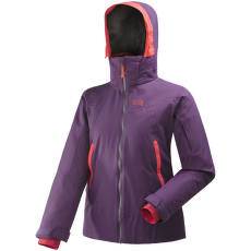 Atna Peak Jacket Women BLACK BERRY