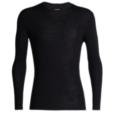 Everyday LS Crewe Men Black001