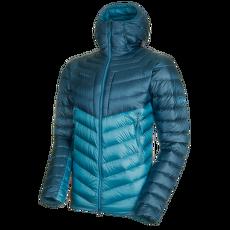 Broad Peak IN Hooded Jacket Men (1013-00260) sapphire-wing teal 50255