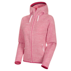 Arctic ML Hooded Jacket Women (1014-15703) blush-dragon fruit melange 3554
