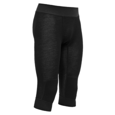 Wool Mesh 3/4 Long Johns Men (151-149) 960A CAVIAR