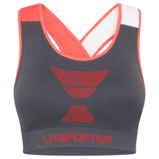 Focus Top Women Carbon/Hibiscus