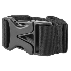 BELT BUCKLE 40 MM BLACK - NOIR