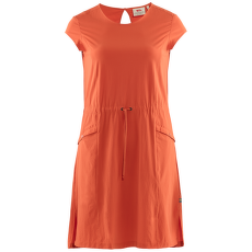 High Coast Lite Dress Women Rowan Red