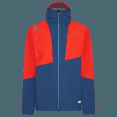 Mars Jacket Men Opal/Poppy