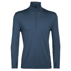 Original LS Half Zip Men PRUSSIAN BLUE