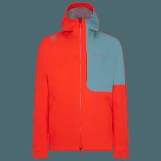 Crizzle Jacket Men Poppy/Pine