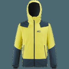 Roldal Jacket Men WILD LIME/ORION BLUE