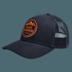 BD Trucker Hat Captain-Redwood
