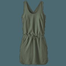 Fleetwith Dress Kale Green
