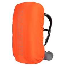 Raincover vibrant orange