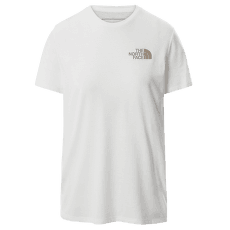 Foundation Graphic Tee Women TNF WHITE