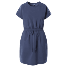 Never Stop Wearing Dress Women Vintage Indigo