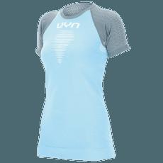 Marathon OW Shirt Women River Blue/Stormy Weather/White