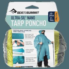 Ultra-Sil™ Nano Tarp Poncho 15D Lime (LI)