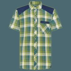 Longitude Shirt Men Pine/Kiwi