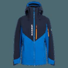 La Liste HS Thermo Hooded Jacket Men ice-marine