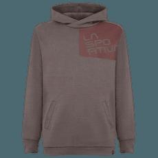 Stride Hoody Men Grey/Spice