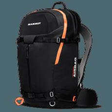 Pro X Removable Airbag 3.0 black-vibrant orange