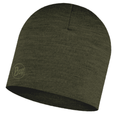 Merino Wool Hat Buff® (113013) SOLID BARK