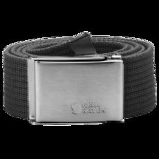 Canvas Belt Dark Grey 030