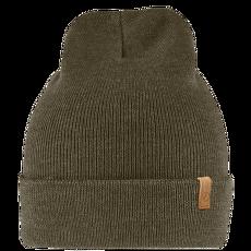Classic Knit Hat Dark Olive