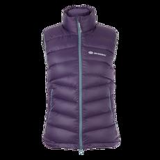 Topaz Lady vest violet